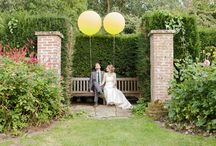 Yellow Themed Wedding