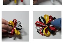 hair bows / by Danielle Grammer