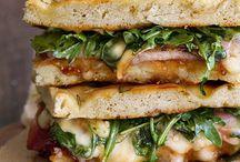 Delicious Sandwiches, Tacos & Tarts
