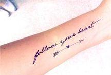 Pijl tatoeages