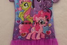 My Little Pony Kjoler