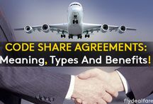 Code Sharing Airlines