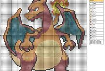 X-stitch Pokemon