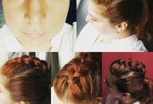 Easy everyday hairstlye / Absolute DIY everyday rush hairstyles