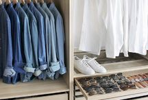 STYLE - walk in closet