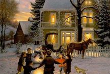 Seasonal Art