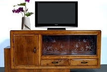Furniture out of context / I mobili decontestualizzati riprendono nuova vita grazie al loro nuovo utilizzo nell'arredamento... www.myartistic.it