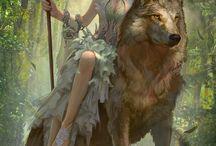 La magie des fées et licornes / fées, licornes, fairies