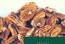 Pecans - A Healthy Snack