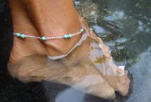 anklets by art