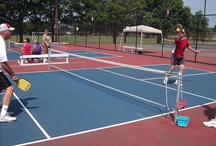 Cool Pickleball Places