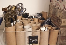 Organizing ideas / by Laurel Scott Royer
