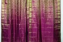 Sari Curtains