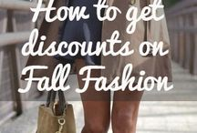 Fall Fashion ♥