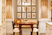 dining room ideas / by Debbie Teller