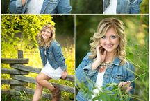 Seniors/Teens / Style inspiration for your session