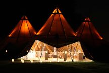 Teepees, Marquees and Outdoor designs