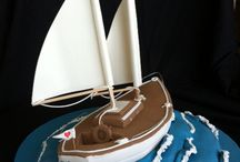 CAKE - boat - sailing