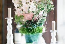 """Hochzeitsblumen """"Vintage"""""""
