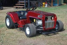 Racing Mower