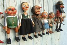 Puppets and Dolls