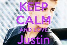 <3 Keep calm: Justin Bieber <3 / Este tablero lo he creado para tener todos los keep calms de Justin Bieber :)