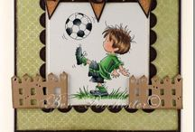Boys card