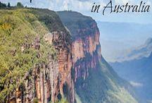 Trip around Australia / Family trip