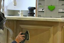 -the process- / The steps Pro Glo Refinishing takes to finish products
