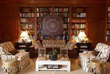Man Caves and Libraries / by Samantha Muse