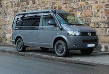 VW T5 T6 Camper