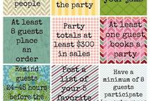 Jam Parties / by Lisa Campbell