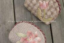 Japan quilt, aplligue