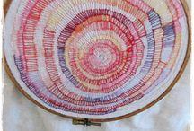 Sashiko, embroidery