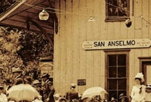 Town History / by San Anselmo Inn