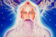☆ARCHANGEL METATRON STAR☆ / The mighty Archangel Metatron is the creator of all known light in our universe. * ☼ * Diana Cooper * ☼ *   / by Claudia Drew-Parker