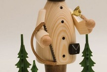Nutcrackers for Maxwell / by Phyllis MacKenzie