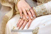 hands decoration