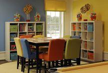 Kids Study Spaces