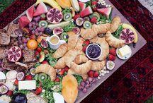Mesa de brunch / Mesas decoradas para un brunch. Ideas para decorar una mesa y dejar a tus huéspedes boquiabiertos.