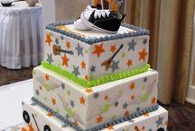 Cake ideas / by Amy DeVoar