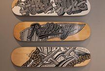 Skate art
