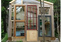 Greenhouses & Barns / by Carri Wellington