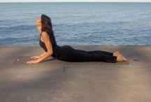 Yoga for health.