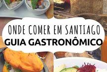 Gastronomia no mundo   Aos Viajantes