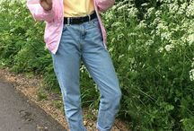 Retro fashion inspiration