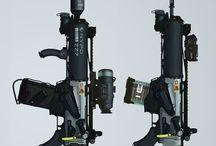 2D weapon