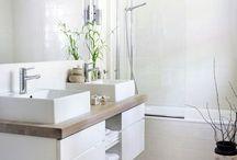 Διακόσμηση σπιτιού / Μπάνιο