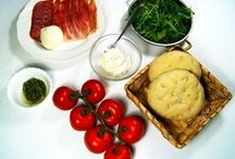 Focaccia Panini / Leckere belegte Focaccia mit italienischen Antipasti. In einfachen Schritten zu einem besonderen Häppchen für Veranstaltungen und Feste. Kochen mit Domenico Gentile und Cooking Italy