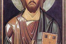 Pantokrátor - Všemohúci / Ikona Ježiša Krista